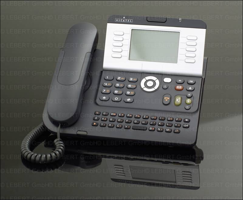 alcatel telefonanlage omnipcx inkl 5 telefonen ebay. Black Bedroom Furniture Sets. Home Design Ideas